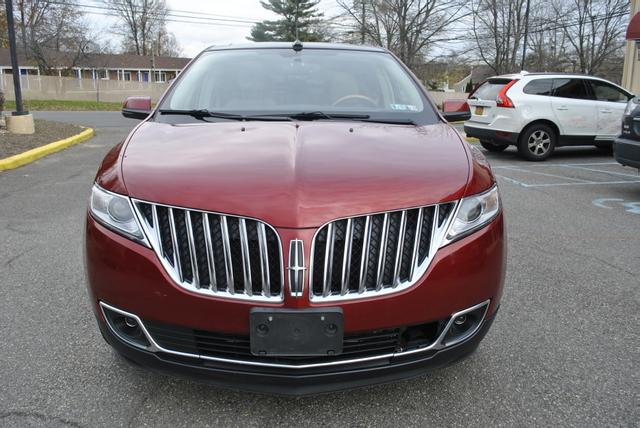 Lincoln MKX full